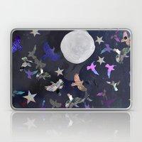 Midnight Birds Laptop & iPad Skin
