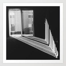 Light Leaks Art Print