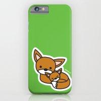 Sweet Fox iPhone 6 Slim Case