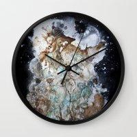 Excerpt / Curacao Coffee… Wall Clock