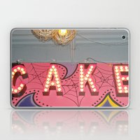 Cake ~ Pop Carnival Sign… Laptop & iPad Skin