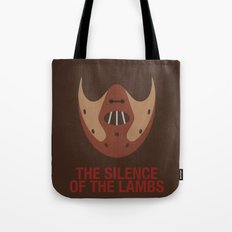THE SILENCE OF THE LAMBS Tote Bag