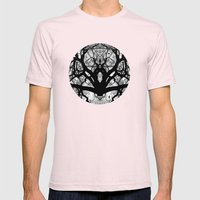 I found you Mens Fitted Tee Light Pink SMALL