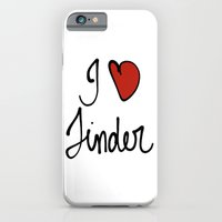 Tinder iPhone 6 Slim Case