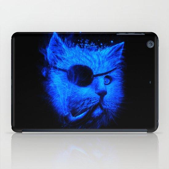 Irie Eye Blue iPad Case