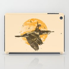 Ride The Sky iPad Case