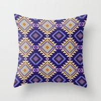 Out West 3 Throw Pillow