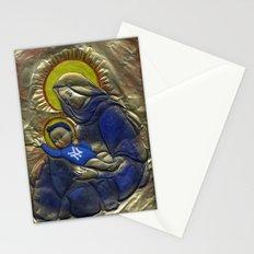 Jesus Was A Yankee's Fan Stationery Cards