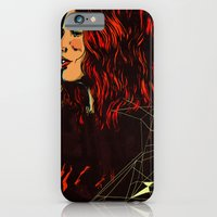 iPhone & iPod Case featuring Inner Energy by Nicolae Negura