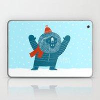 Snow Yeah Laptop & iPad Skin