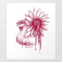 Love And Sorrow Art Print