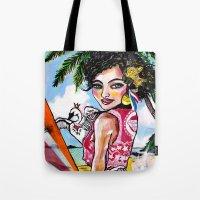 Aphrodite ReAWAKENS Tote Bag