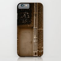 iPhone & iPod Case featuring Electrical room. by John Martino