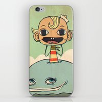 Flapjack iPhone & iPod Skin