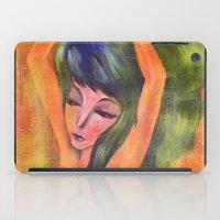 Dancing In Light iPad Case