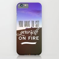 You Have To Set Yourself… iPhone 6 Slim Case
