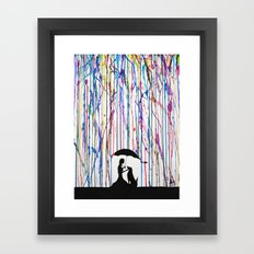 Sempre Framed Art Print