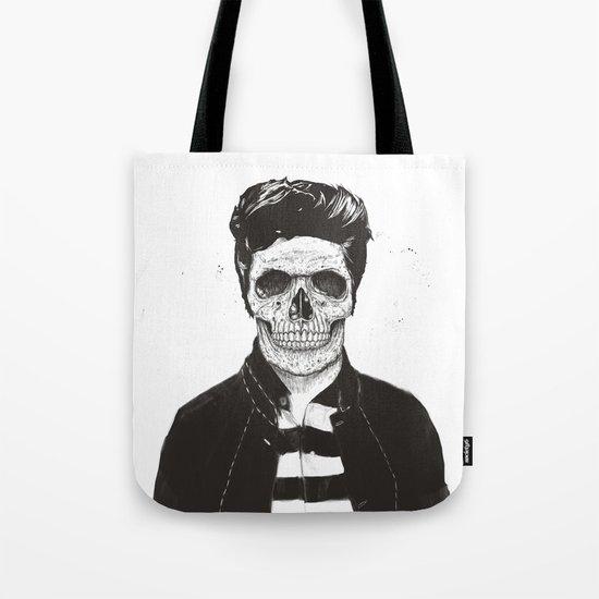 Death fashion Tote Bag