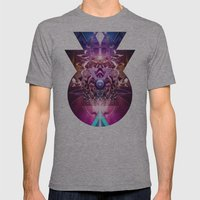 Vanguard Mkiv Mens Fitted Tee Athletic Grey SMALL