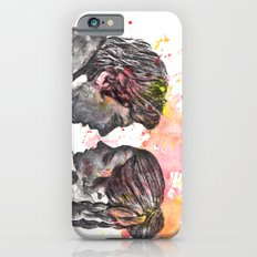 Han Solo and Princess Leia from Star Wars iPhone 6s Slim Case