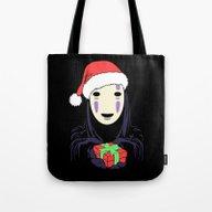Kaonashi's Trap! Tote Bag
