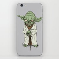 The Dark Side I Sense In… iPhone & iPod Skin