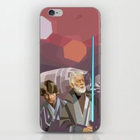 Farthest From iPhone & iPod Skin