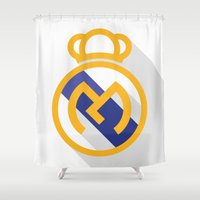 RMCF Shower Curtain