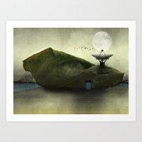 Leaf Peepers - Susan Wel… Art Print