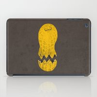Cracked Peanut  iPad Case