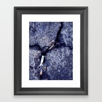 A Lonely Death Framed Art Print