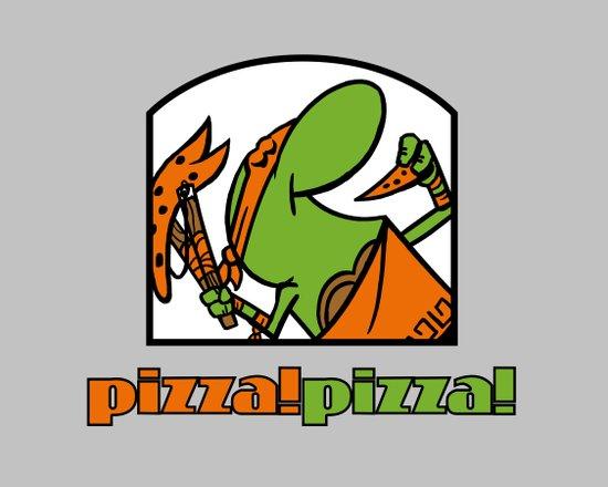 Pizza Pizza! Art Print