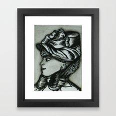 Victorian I Framed Art Print