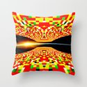 ENTOPIC PHENOMENA - Hold on «we almost there» Throw Pillow