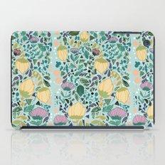 Flower Pattern iPad Case