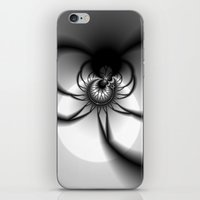 The Darkness Comes iPhone & iPod Skin