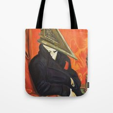 Baron Pyramid Head Tote Bag