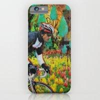 Through The Tulips iPhone 6 Slim Case