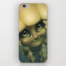 Sea Jelly iPhone & iPod Skin