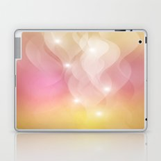 The Sound of Light and Color - pink & honey Laptop & iPad Skin