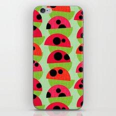Leaf and Ladybird iPhone & iPod Skin