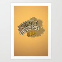 Ferengi Acquisitors Art Print