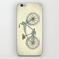 Retro-bicycles (1903) iPhone & iPod Skin