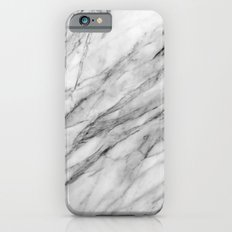 Carrara Marble Slim Case iPhone 6s