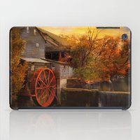The Old Mill iPad Case