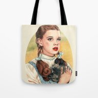 I Don't Think We're In K… Tote Bag