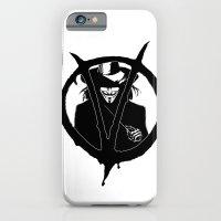 V for Vendetta3 iPhone 6 Slim Case