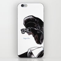 Everything But Roy iPhone & iPod Skin