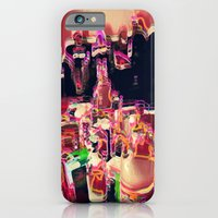iPhone & iPod Case featuring coctail party by Saoirse Cullen