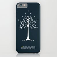 iPhone & iPod Case featuring Lord Of The Rings ROTK by Adam James